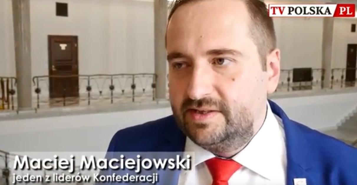 Maciej Maciejowski: Nigdy w historii nie importowaliśmy tyle węgla z Rosji (zobacz VIDEO)