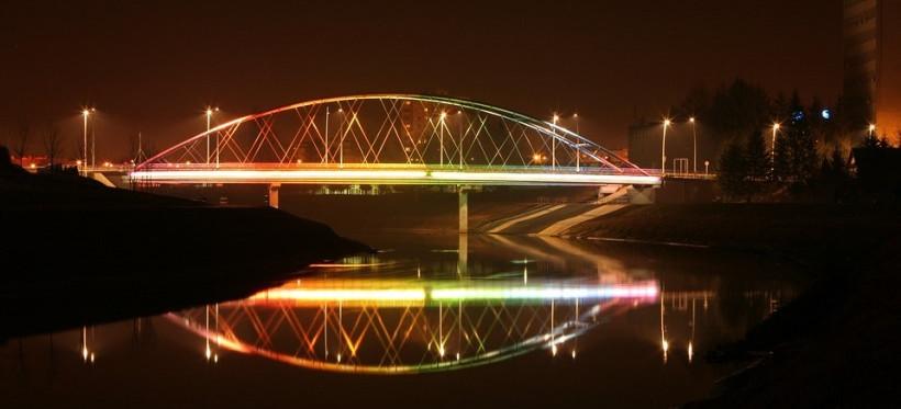 RZESZÓW. W przyszłym roku 134 latarnie rozświetlą teren nad Wisłokiem