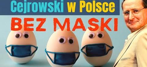 Cejrowski w Polsce BEZ MASECZKI