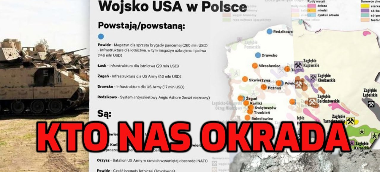 Kto nas okrada? Wzywają rząd, posłów, środowiska antysytemowe do debaty na temat polskich złóż  (VIDEO)
