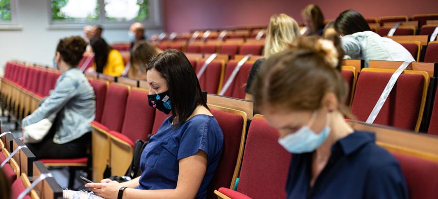 Centrum Studiów Podyplomowych rozpoczęło rekrutację – kolejki chętnych