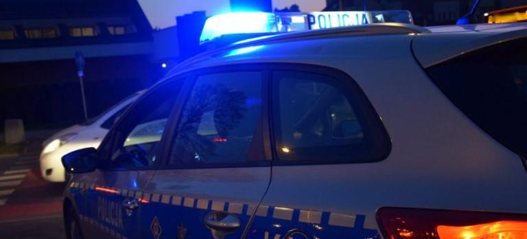 Mąż zaatakował żonę nożem. Chciał uciec za granicę