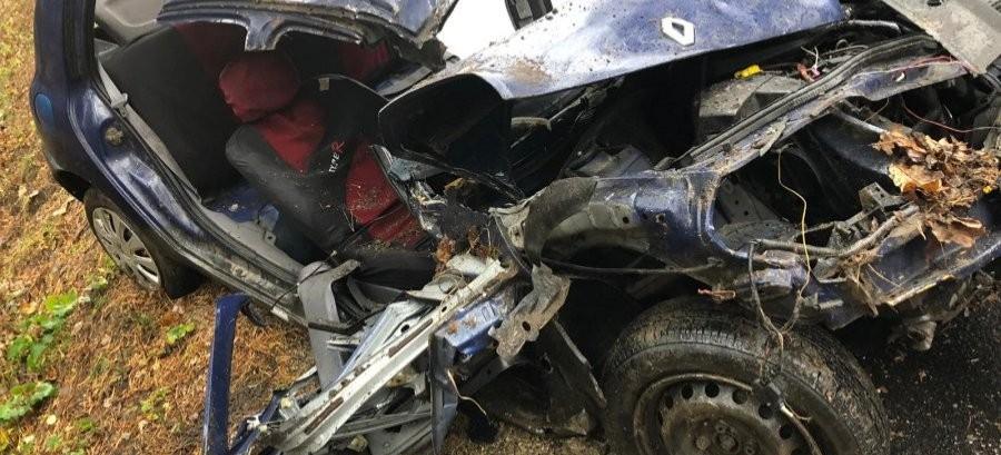 Tragiczny wypadek. Nie żyje 40-letni mężczyzna (FOTO)