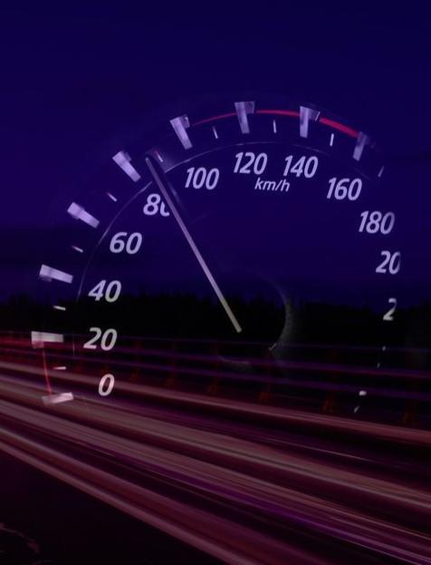 Zatrzymano 9 praw jazdy. Za prędkość w terenie zabudowanym