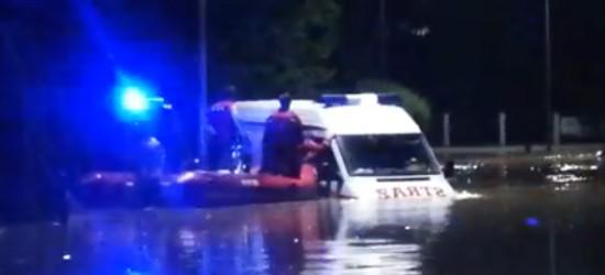 Dramatyczna sytuacja na Podkarpaciu. Woda sieje spustoszenie (VIDEO, ZDJĘCIA)