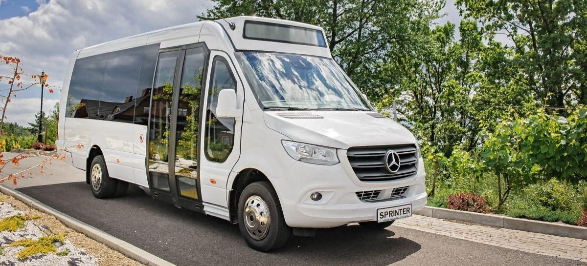SPGK testuje autobusy klasy MINI. Czy będą wozić sanoczan?