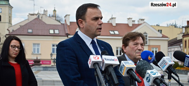 Sztab Grzegorza Brauna: Rząd bezpodstawnie kasuje wybory w Rzeszowie (VIDEO, ZDJĘCIA)