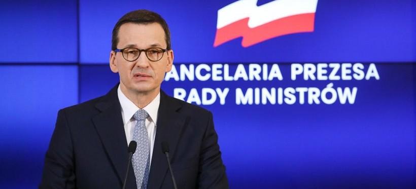 POLSKA. Premier wprowadził dodatkowe obostrzenia! (WIDEO)