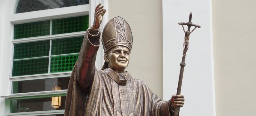 ŁAŃCUT: Jan Paweł II przestał być patronem jednego z osiedli. Tak zadecydowali radni