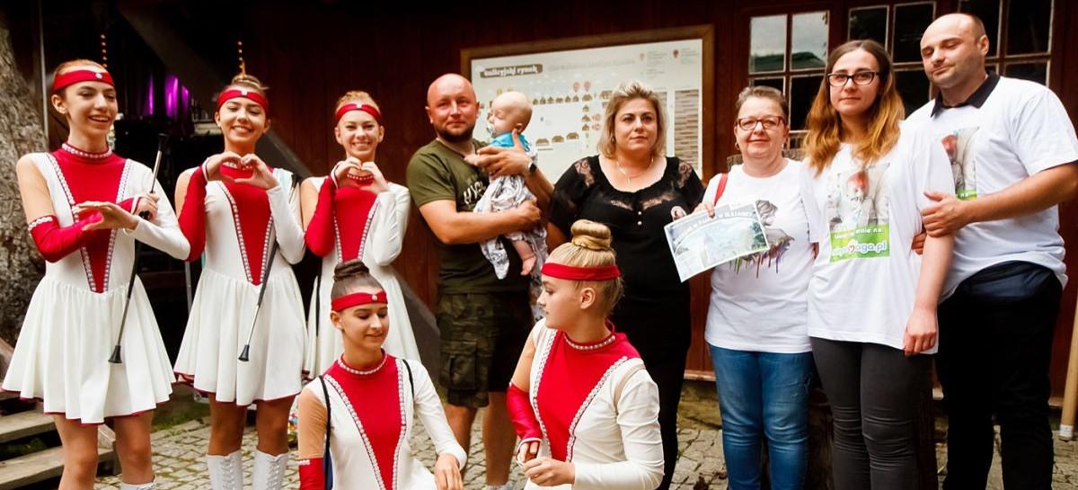 """Piknik rodzinny w sanockim Skansenie. """"Ku pamięci Kubusia"""" (FOTORELACJA)"""