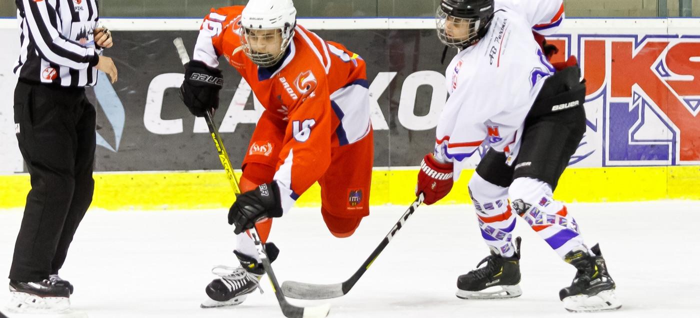 Wysoka wygrana sanockiej młodzieży. Turniej mini hokeja (ZDJĘCIA)