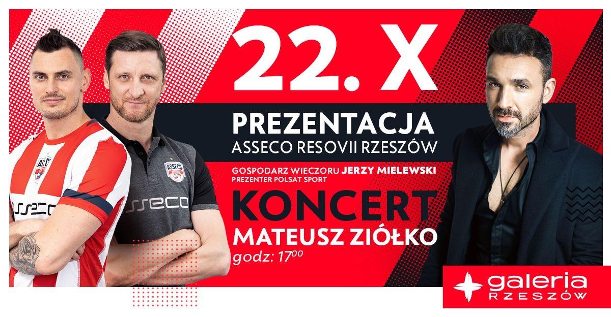 Zapraszamy na prezentację nowej drużyny Asseco Resovia Rzeszów!