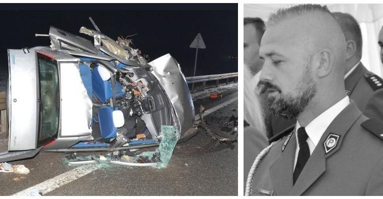 PODKARPACIE. Śmiertelny wypadek. Nie żyje 36-letni policjant. Jechał na służbę… (ZDJĘCIA)