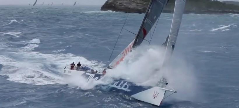 Sukces rzeszowianina w słynnych regatach Rolex Sydney Hobart!