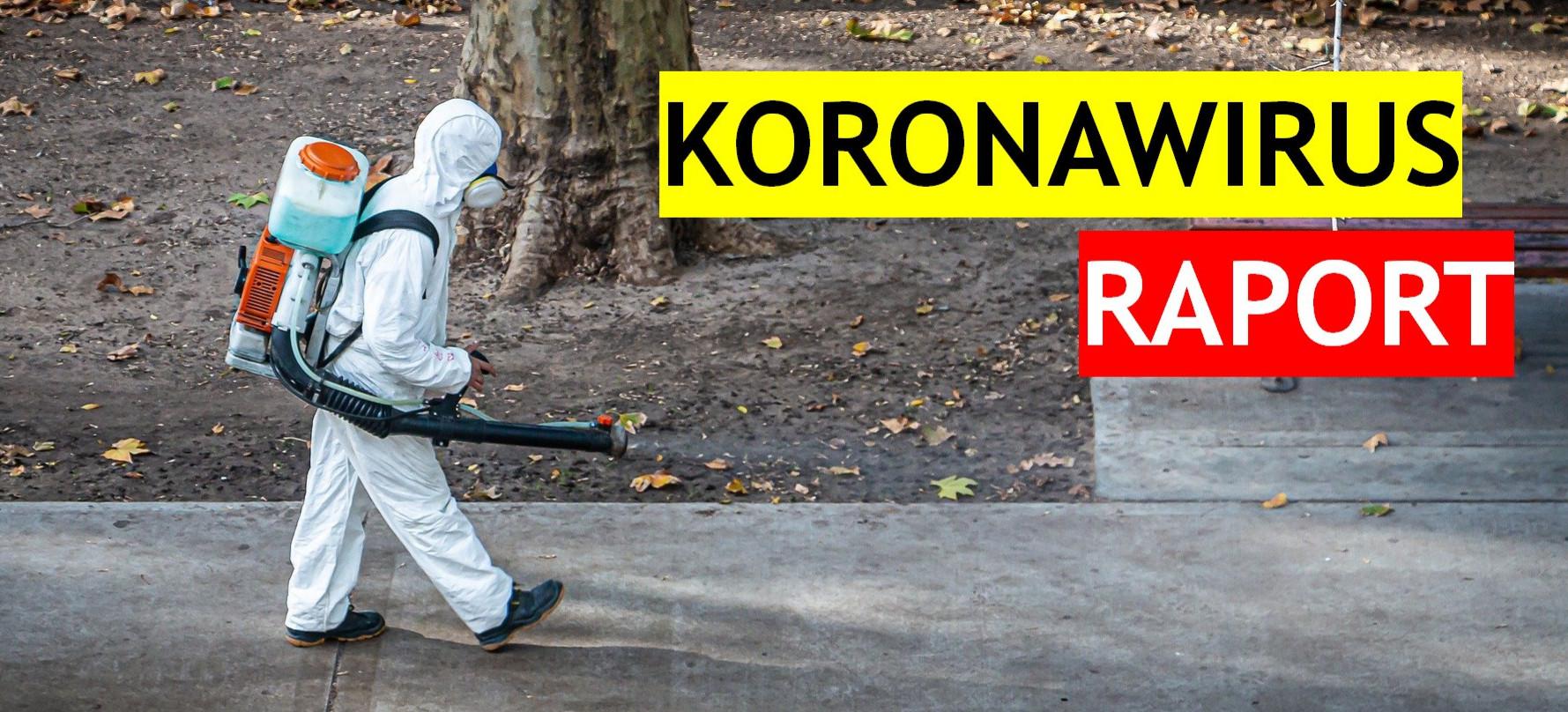 26 nowych przypadków koronawirusa na Podkarpaciu. RAPORT
