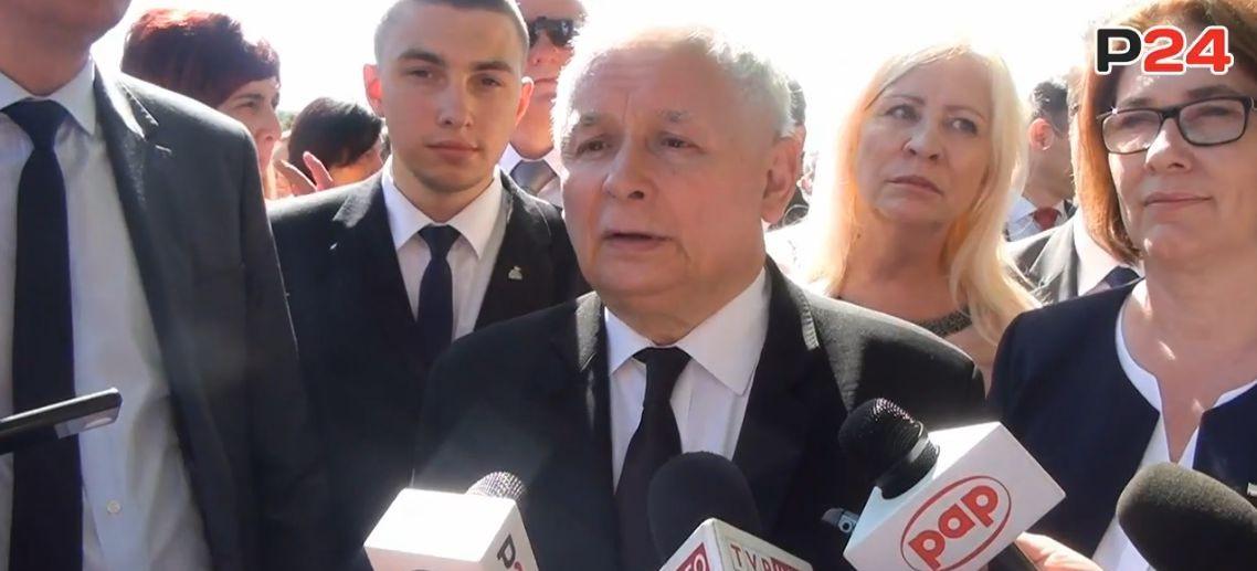 NIEDZIELA: Jarosław Kaczyński na Podkarpaciu. Odwiedzi Krosno i Rzeszów