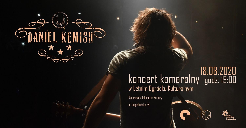 Daniel Kemish – COVID Tour 2020