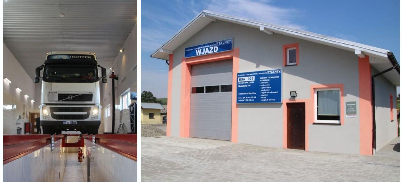 Już otwarta! Nowoczesna stacja kontroli pojazdów Stalney w Nadolanach (ZDJĘCIA)