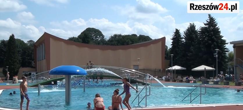 RZESZÓW. Od 6 czerwca mieszkańcy skorzystają z basenów!