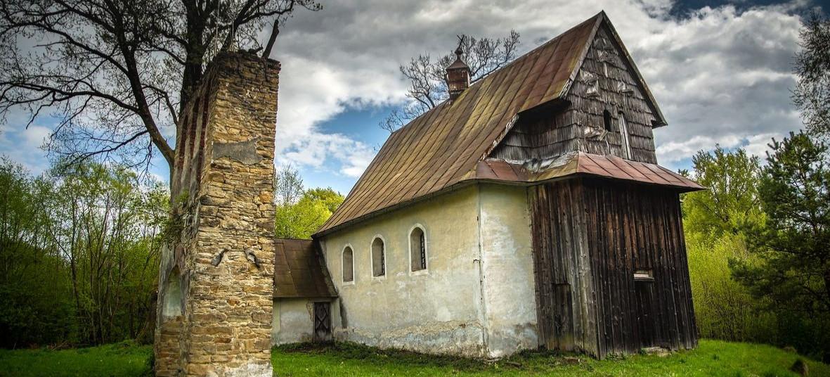 Jak rolnik i starosta wzięli sobie cerkiew na głowę (ZDJĘCIA)