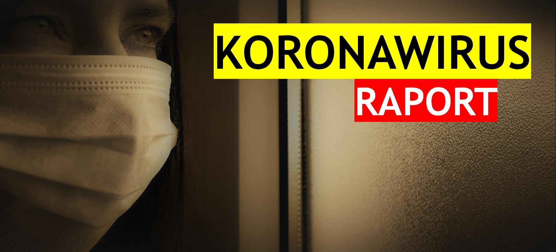 RAPORT: 141 nowych przypadków koronawirusa na Podkarpaciu