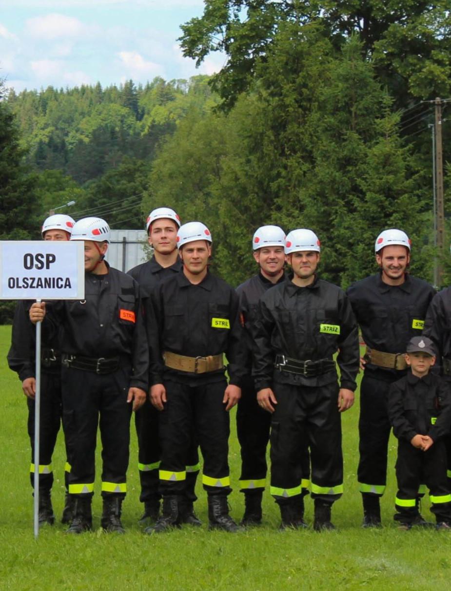 """Wspomóż OSP Olszanica! """"Jedziemy wszędzie tam, gdzie oczekuje się od nas pomocy"""""""