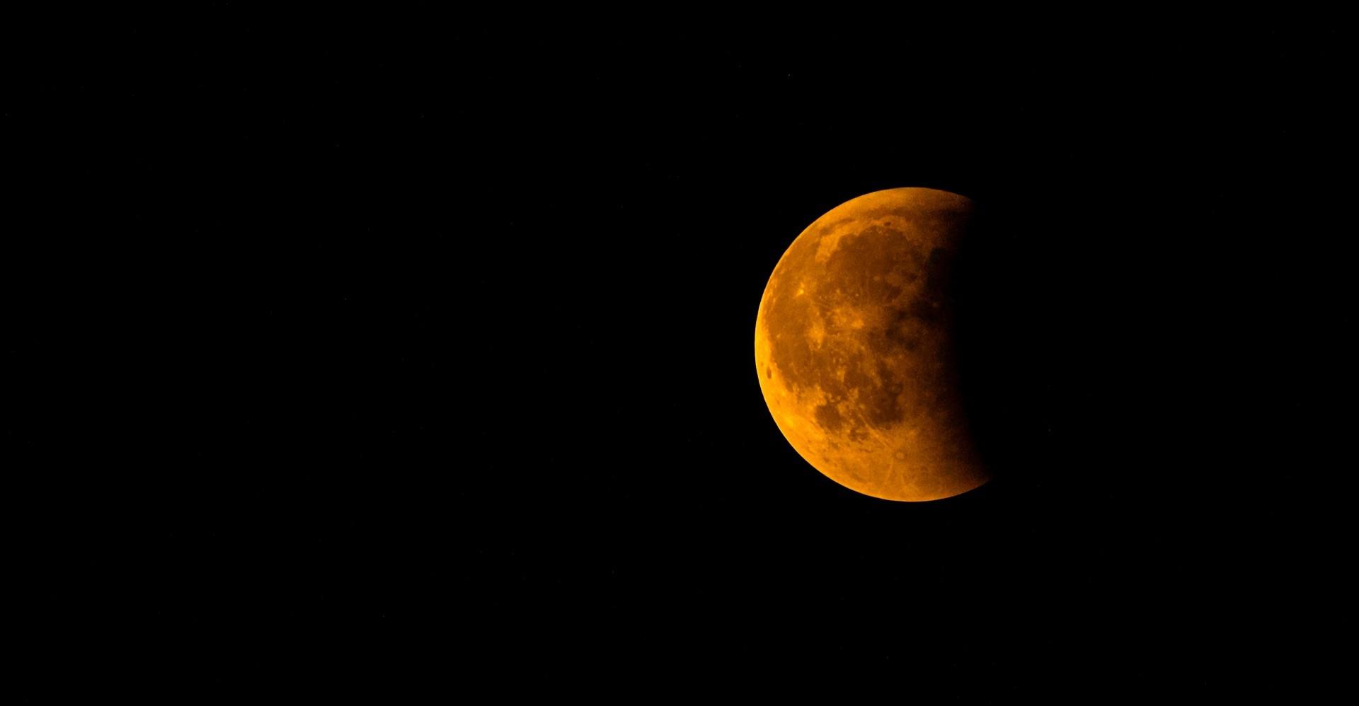 Jutro zaćmienie Księżyca! Podsyłajcie fotki