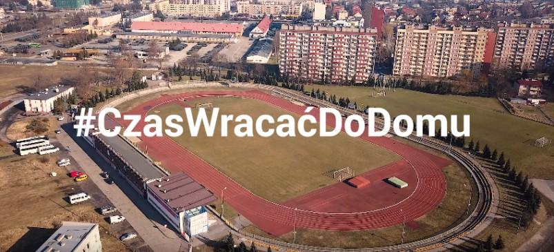 Resovia chce powrotu na stadion przy ulicy Wyspiańskiego (WIDEO)