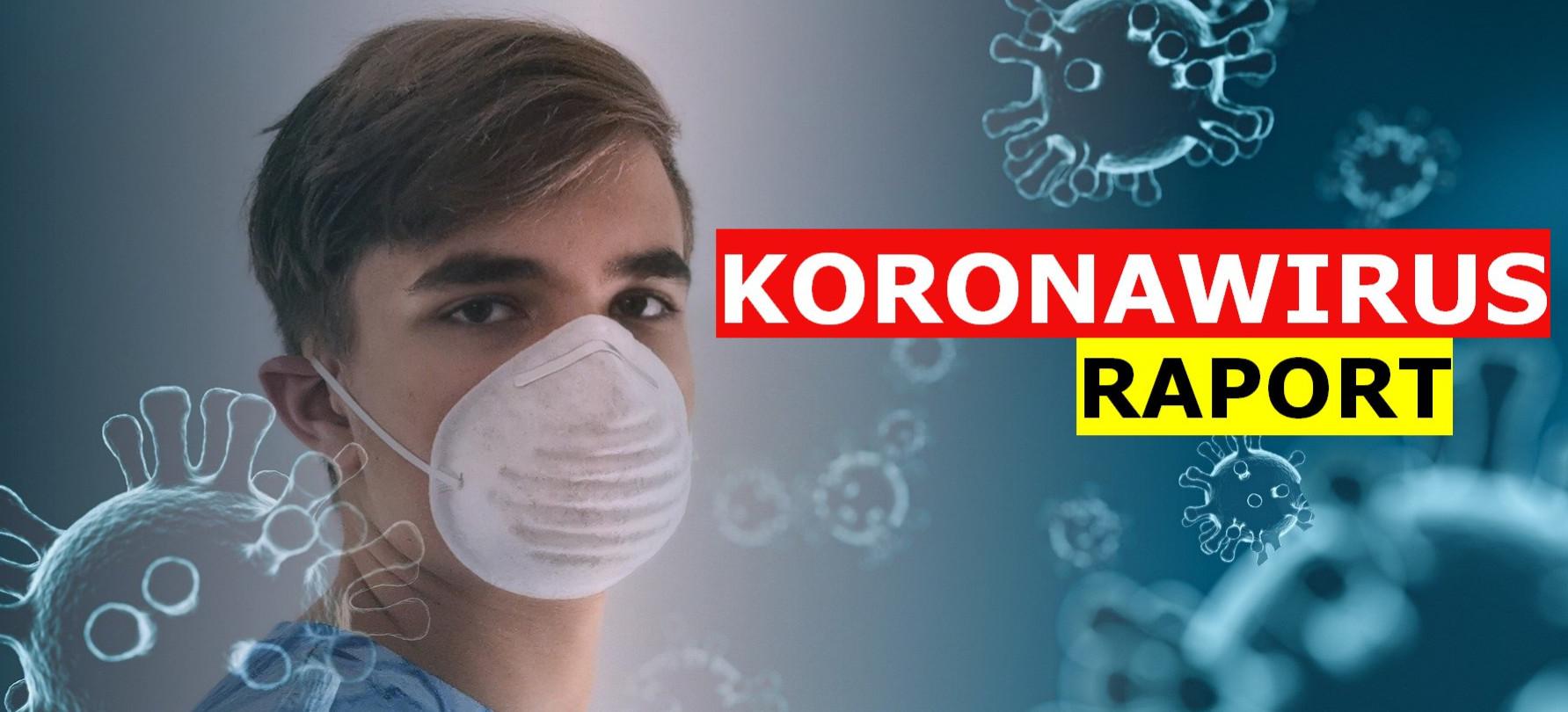 20 nowych zakażeń koronawirusem w sąsiednim powiecie!