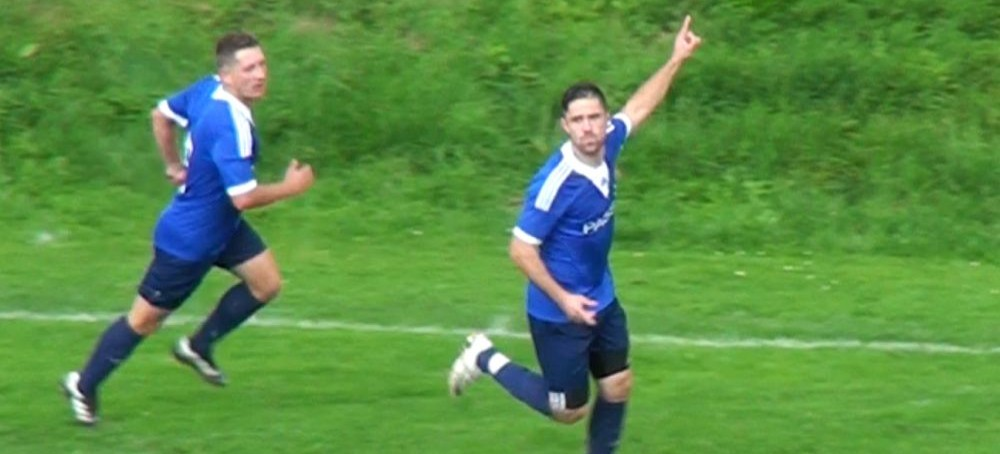 Osiem bramek w Porażu. Hat-trick byłego Stalowca (VIDEO)