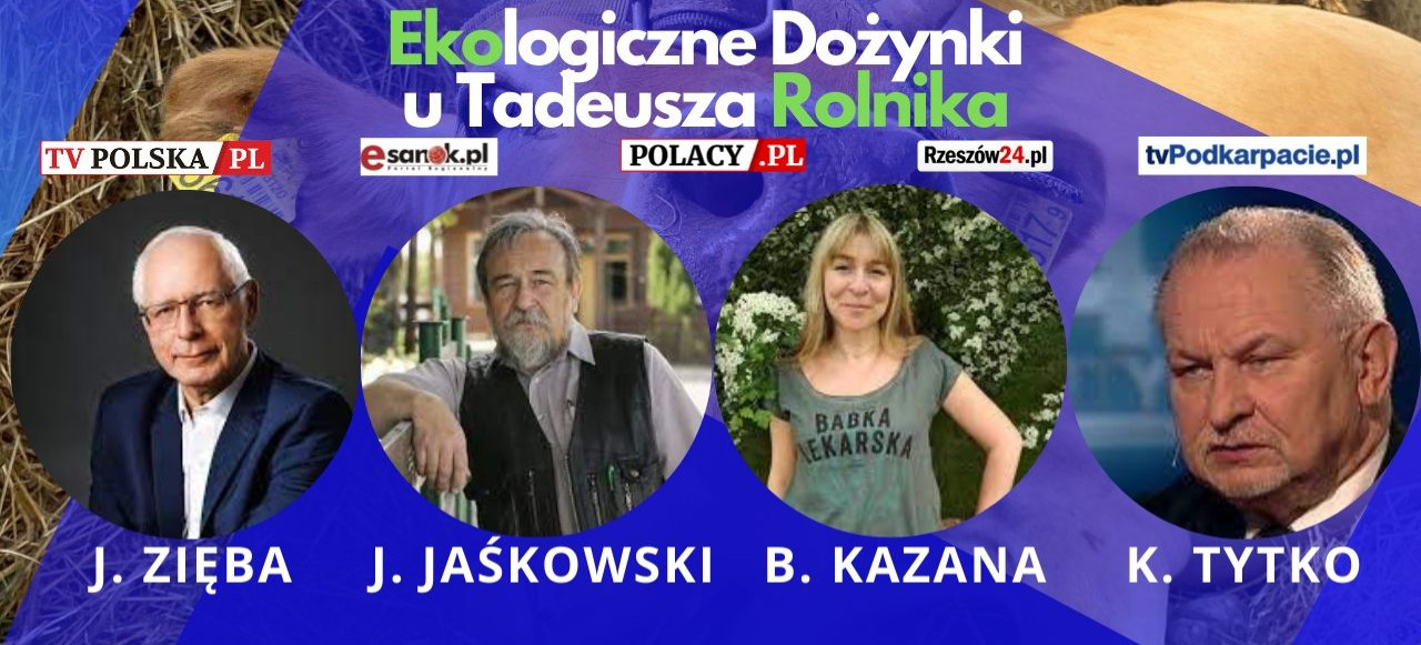 Ekologiczne Dożynki u Rolnika: Jaśkowski, Zięba, Kazana, Tytko (zobacz VIDEO)