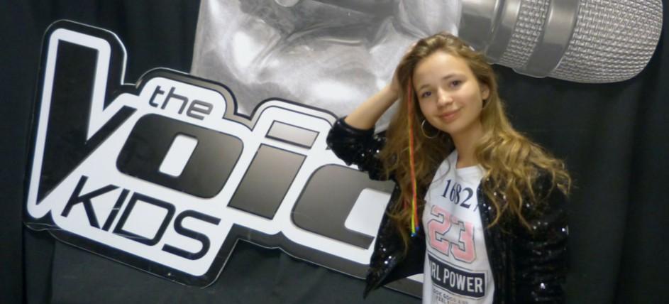 Ania Dąbrowska z Wesołej zaśpiewa w The Voice Kids! (ZDJĘCIA)