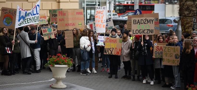 NIEDZIELA. Demonstracja klimatyczna w Rzeszowie!