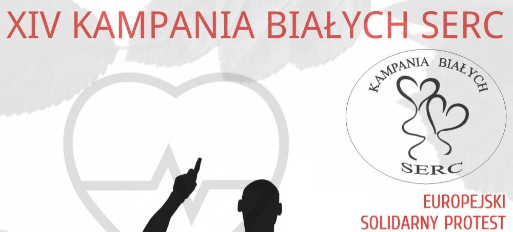 100% DLA ŻYCIA czyli XIV Kampania Białych Serc
