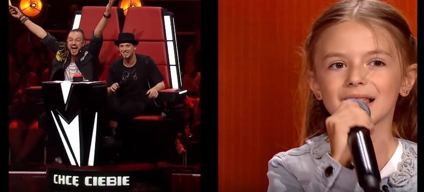 Elenka z Rzeszowa wzruszyła jurorów The Voice Kids! (WIDEO)