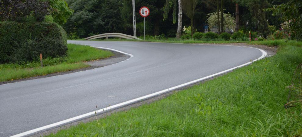 HUMNISKA: Po wielu latach mieszkańcy doczekali się budowy chodnika (FOTO)