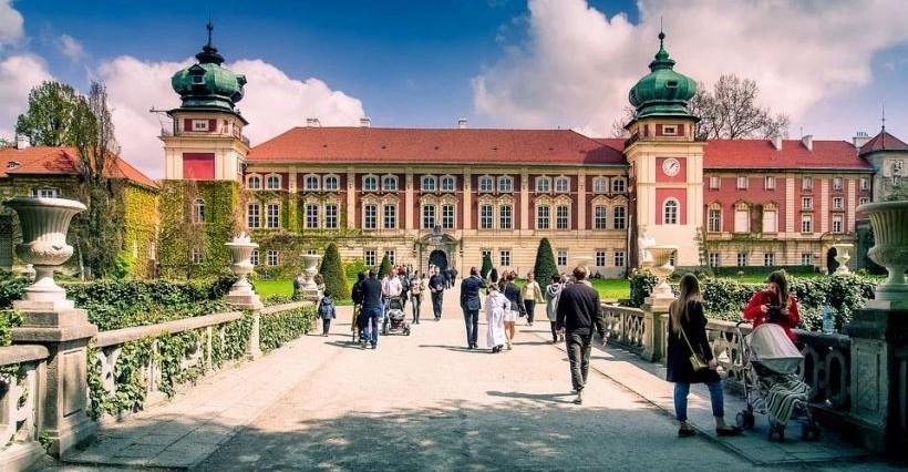 Dzień otwarty Pracowni Konserwatorskich w Muzeum-Zamku w Łańcucie!