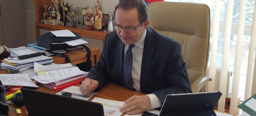 PODKARPACIE. Sejmik przyjął budżet województwa na 2021 rok (WIDEO)