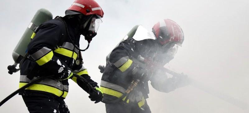 Tragiczne skutki pożaru. W domu znaleziono ciała dwóch mężczyzn