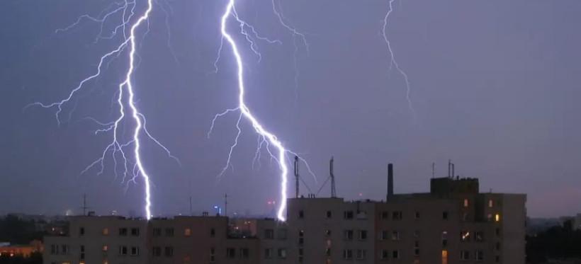 IMGW ostrzega przed burzami z ulewami i silnym wiatrem!