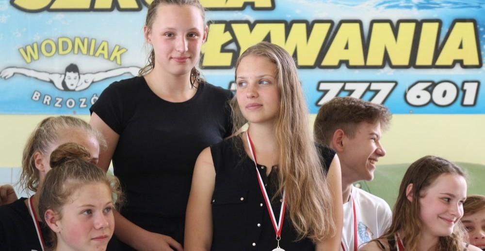 """Finał święta pływania w Brzozowie. """"Dobra zabawa i sportowa rywalizacji"""" (FILM, ZDJĘCIA)"""