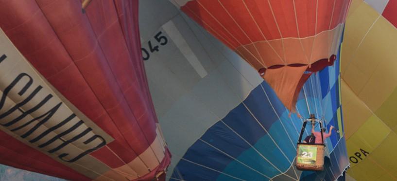 Balony nad Krosnem (ZDJĘCIA)