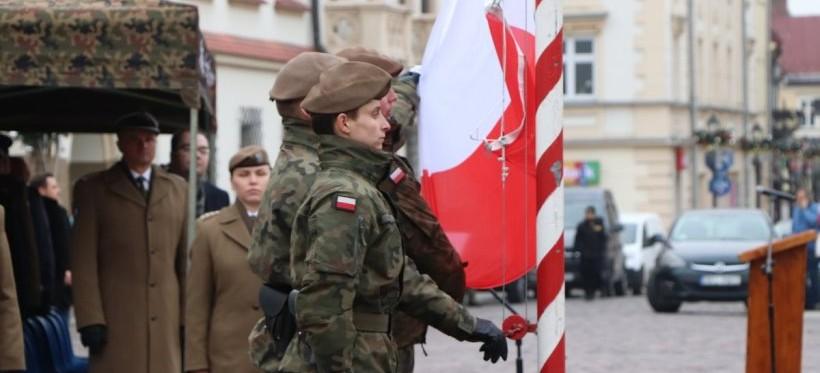 RZESZÓW: Obchody 106. rocznicy urodzin płk. Łukasza Cieplińskiego (FOTO)