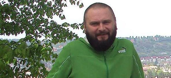 Policjanci poszukują zaginionego Tomasza Rykały