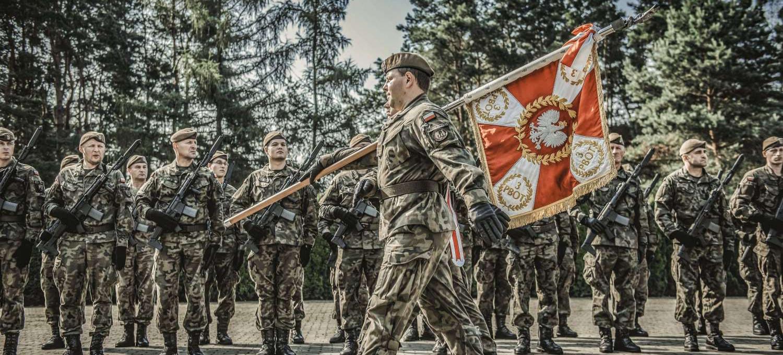 Przysięga terytorialsów. Nowi żołnierze trafią również do Sanoka