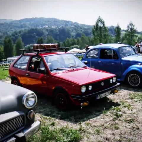 XX Bieszczadzki Rajd Pojazdów Zabytkowych Zagórz 2018