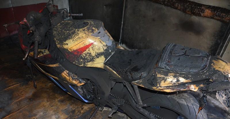 REGION: Podłożył ogień blisko budynku wielorodzinnego! 29-latek zatrzymany