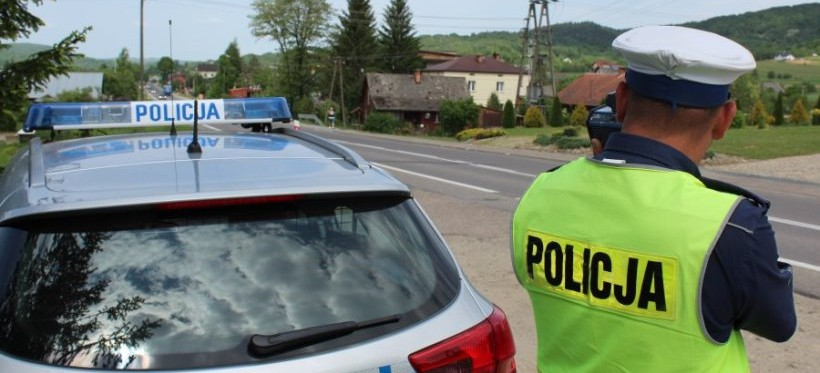 REGION: 25 wypadków, 4 ofiary – to bilans weekendu majowego na drogach