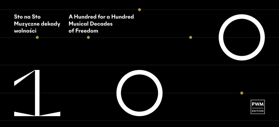 """""""100 na 100. Muzyczne dekady wolności"""" w Rzeszowie"""