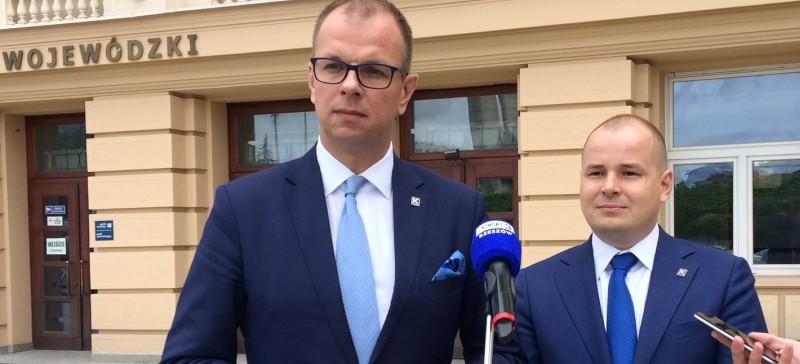 Poseł Wojciech Bakun kandydatem na Prezydenta Przemyśla